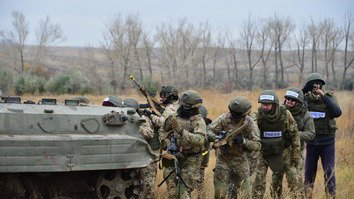 Kazakhstani security agencies prepare to confront terrorists