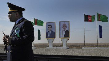 Turkmenistan strengthens border over worries of extremist infiltration