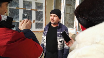 Tajik man tells how ISIL harmed family