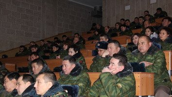 Kyrgyzstan attempts to head off radicalization of military personnel