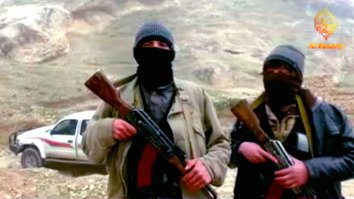 Situation unclear for Uzbek extremists in Syria, Afghanistan