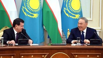Kazakhstan, Uzbekistan co-operate to boost regional security