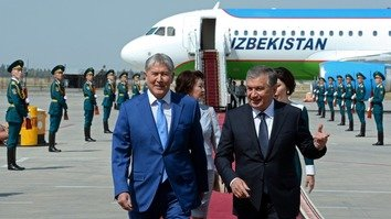 Uzbekistan and Kyrgyzstan reach historic new stage in relations