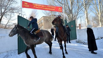 Kyrgyzstan eyes extremist threat as elections near