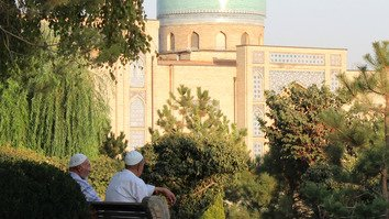 Work progressing on Uzbekistan's Centre for Islamic Civilisation