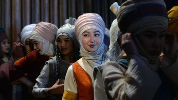 Kyrgyz women play growing role in fighting misperceptions of Islam