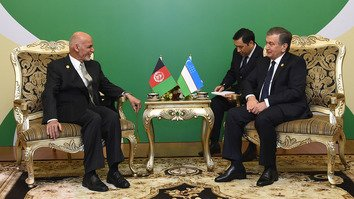 Uzbekistan setting up education centre for Afghan students