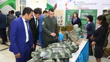 Uzbekistan's Union of Youth takes a stand against terrorism