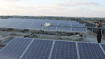 European bank backs Kazakhstan's solar energy development