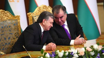 Tajikistan, Uzbekistan see progress in 're-setting' relations