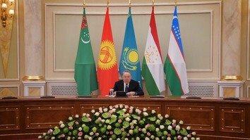 Astana meeting marks dawn of new era for Central Asia -- without Russia