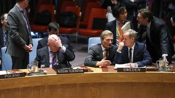 'Travesty' at UN affirms Russia's complicity in Syria chemical attack