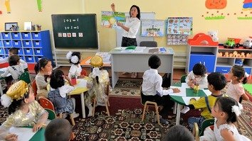 Uzbekistan, World Bank bolster preschool enrollment, investing in future generations