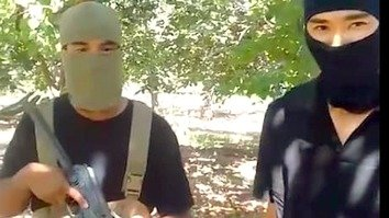 Extremist video from Syria stirs apprehension in Kazakhstan