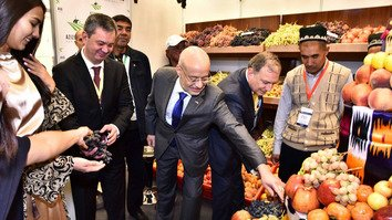 Central Asian Trade Forum in Tashkent focuses on 'new horizons'