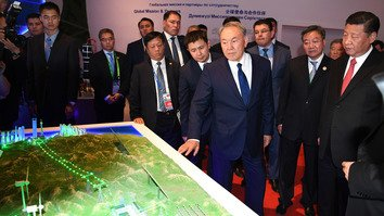 Economic co-operation with China gains luster as Russian policies falter in Central Asia