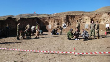 Neutralising IEDs focus of OSCE course in Tajikistan