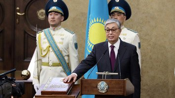 Kazakhstan begins adjusting to post-Nazarbayev era