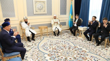 Religious leaders in Central Asia pledge to unify efforts toward common goals