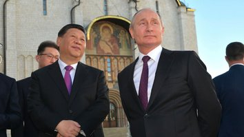 Friction in Central Asia sours relations between Xi and 'best friend' Putin