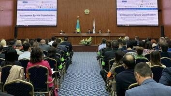 OSCE holds week-long human trafficking exercise in Kazakhstan