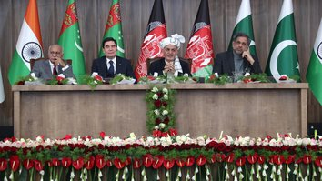 Joint Turkmen-Afghan projects aim to boost Afghan peace and stability