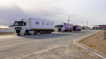 New highway represents growing ties between Kazakhstan, Uzbekistan