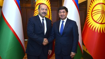 Kyrgyzstan, Uzbekistan tout new level of strategic partnership