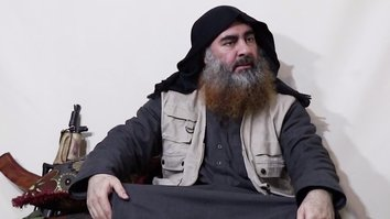 IS leader names successor, sparking rumors of mutiny and turmoil