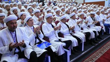 Forum of Kazakh imams urges focus on education, patriotism