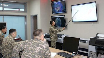 Kazakh Defence Ministry is creating a geographic information platform