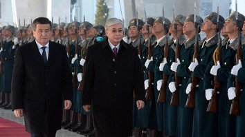 Kazakhstan, Kyrgyzstan agree to bolster air forces amid enhanced military co-operation