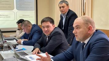 Kazakhs receive training on how to counter drug-related money laundering