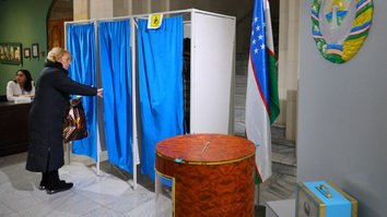 Uzbeks vote in 'historic' polls under pro-reform president