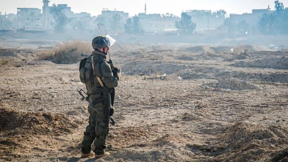 Russian incursions in eastern Syria hinder fight against 'Islamic State'