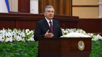 Uzbekistan will not join the Eurasian Economic Union: Mirziyoyev