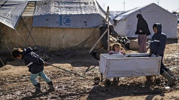 Tajikistan to repatriate 500 citizens held in Syrian refugee camps