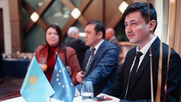 Kazakhstan-EU accord deepens co-operation on security, trade