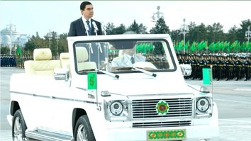 Turkmenistan launches new security reforms while marking 25 years of neutrality