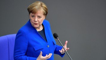 Merkel: cyber-disorientation, distortion of facts part of Kremlin's strategy
