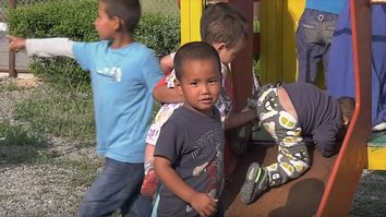 Kazakhstan enacts law ensuring rehabilitation for children returned from war zones