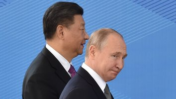 As Russian influence wanes, China steps up security role in Central Asia