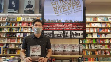 'The Hungry Steppe': Kazakh translation of 1930s famine study becomes bestseller