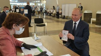 The Kremlin stoked homophobia to boost Putin's referendum turnout
