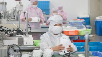 China harnesses forced labour in Xinjiang to manufacture PPE for world export