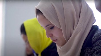 Uzbek education programme seeks to create new opportunities for Afghan women