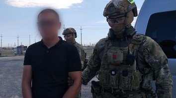 Kazakh authorities arrest suspected extremists in Zhanaozen