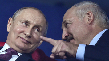 Putin, Lukashenka are in same sinking boat, observers say