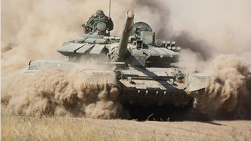 Fresh Russian military exercises raise security concerns in Central Asia