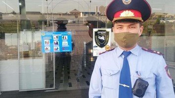Kazakh police switch to service-oriented model as part of law enforcement reform